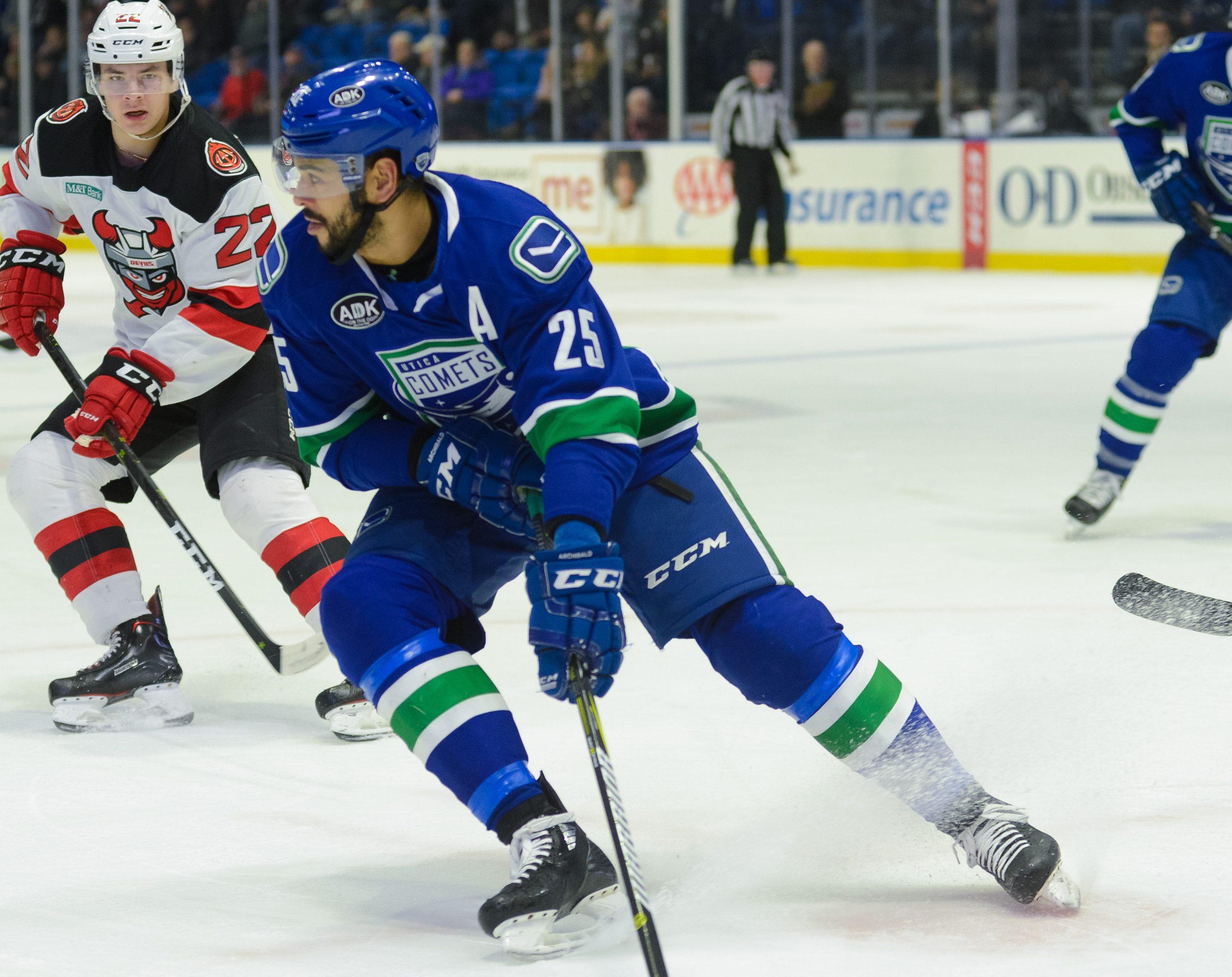 Belleville gets big forward, McKenna to Vancouver, as part of Sens/Canucks swap