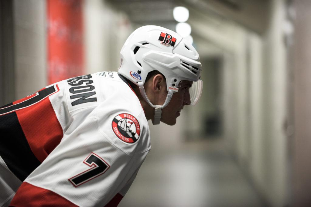 Batherson named AHL All Star