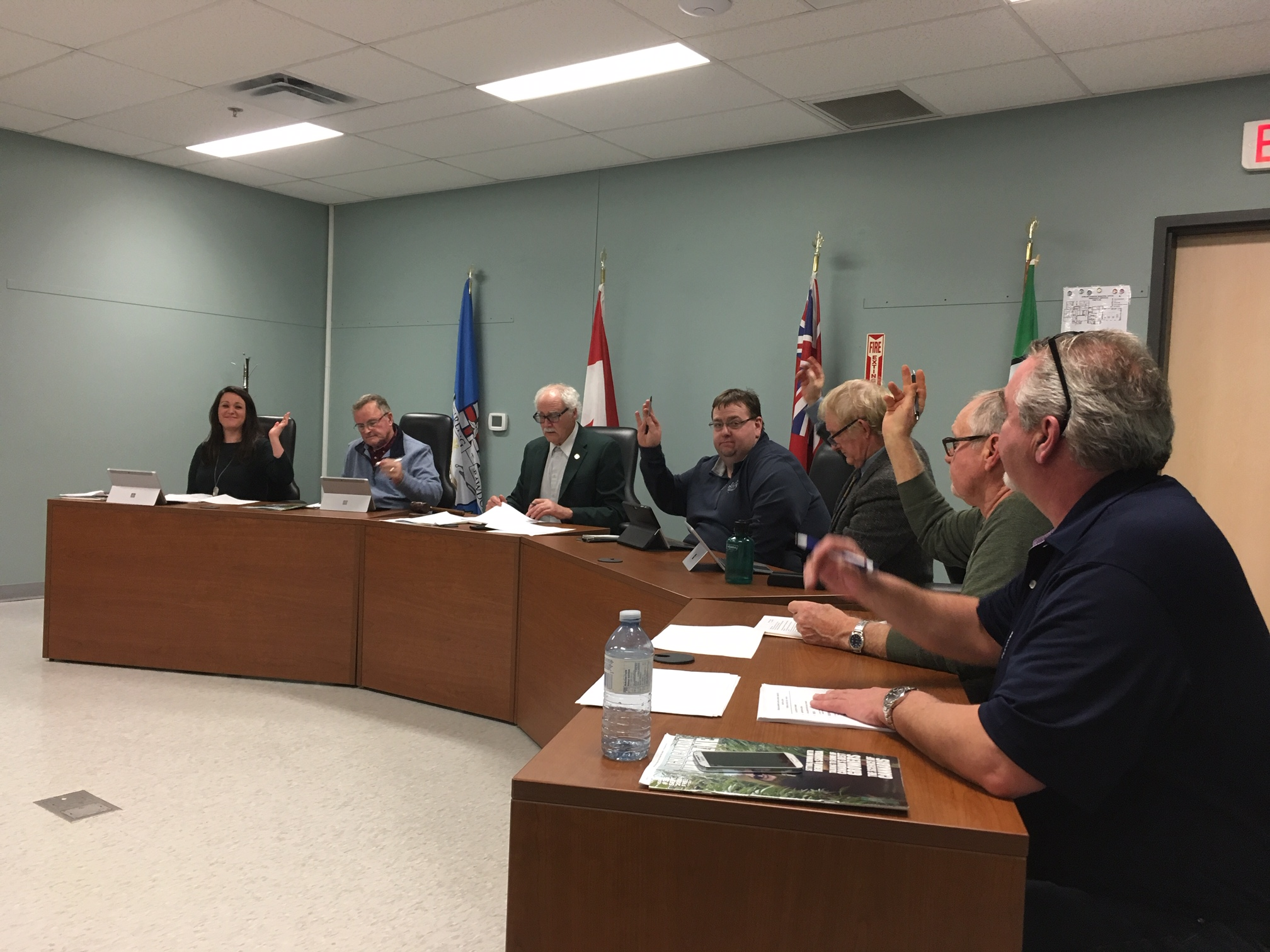 Stirling-Rawdon looking to opt in on retail pot