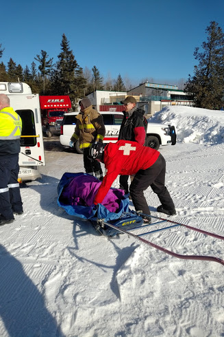 Man injured in skiing accident at Batawa