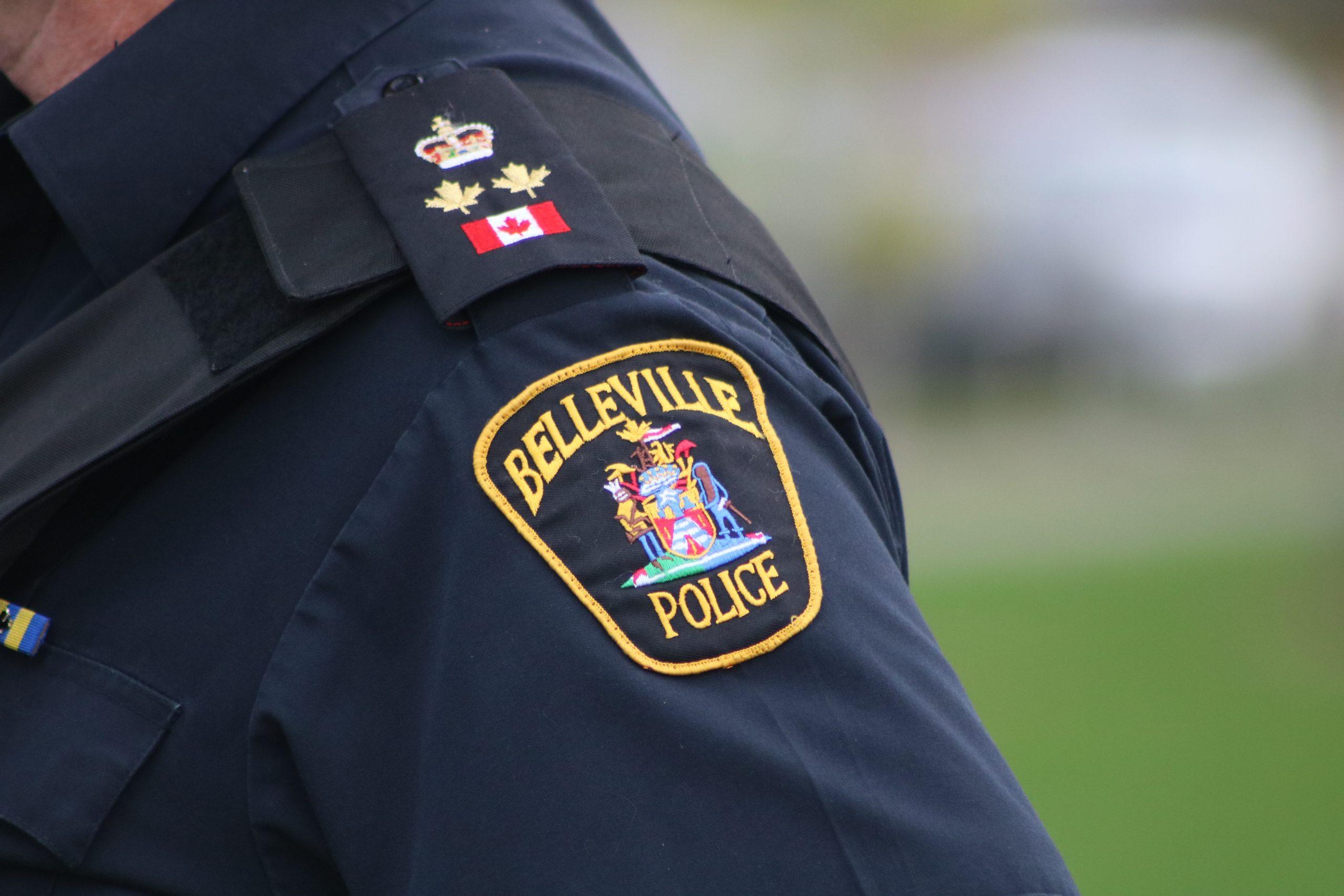 60 calls for service for Belleville Police