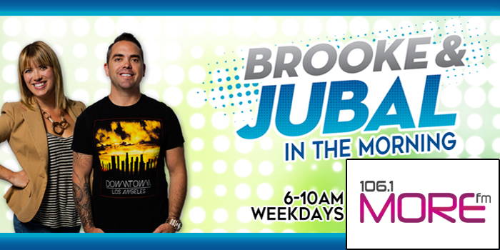 Feature: http://1061morefm.com/brooke-jubal/