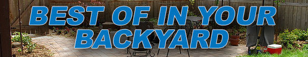 Podcasts – Best of In Your Backyard – September 2014