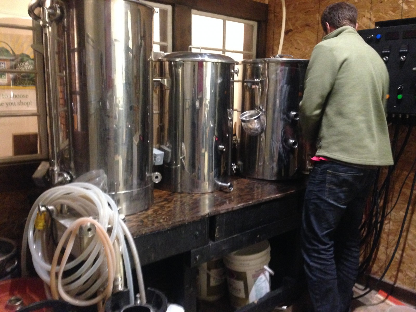 London craft brewing is booming