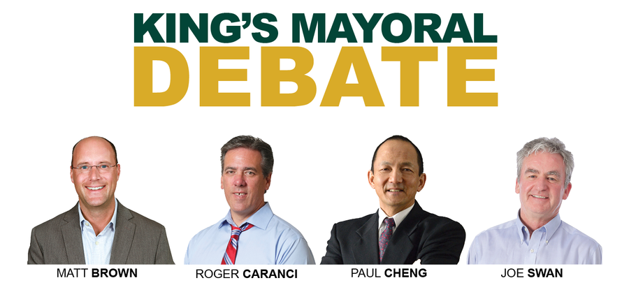 PREVIEW: King's Mayoral Debate
