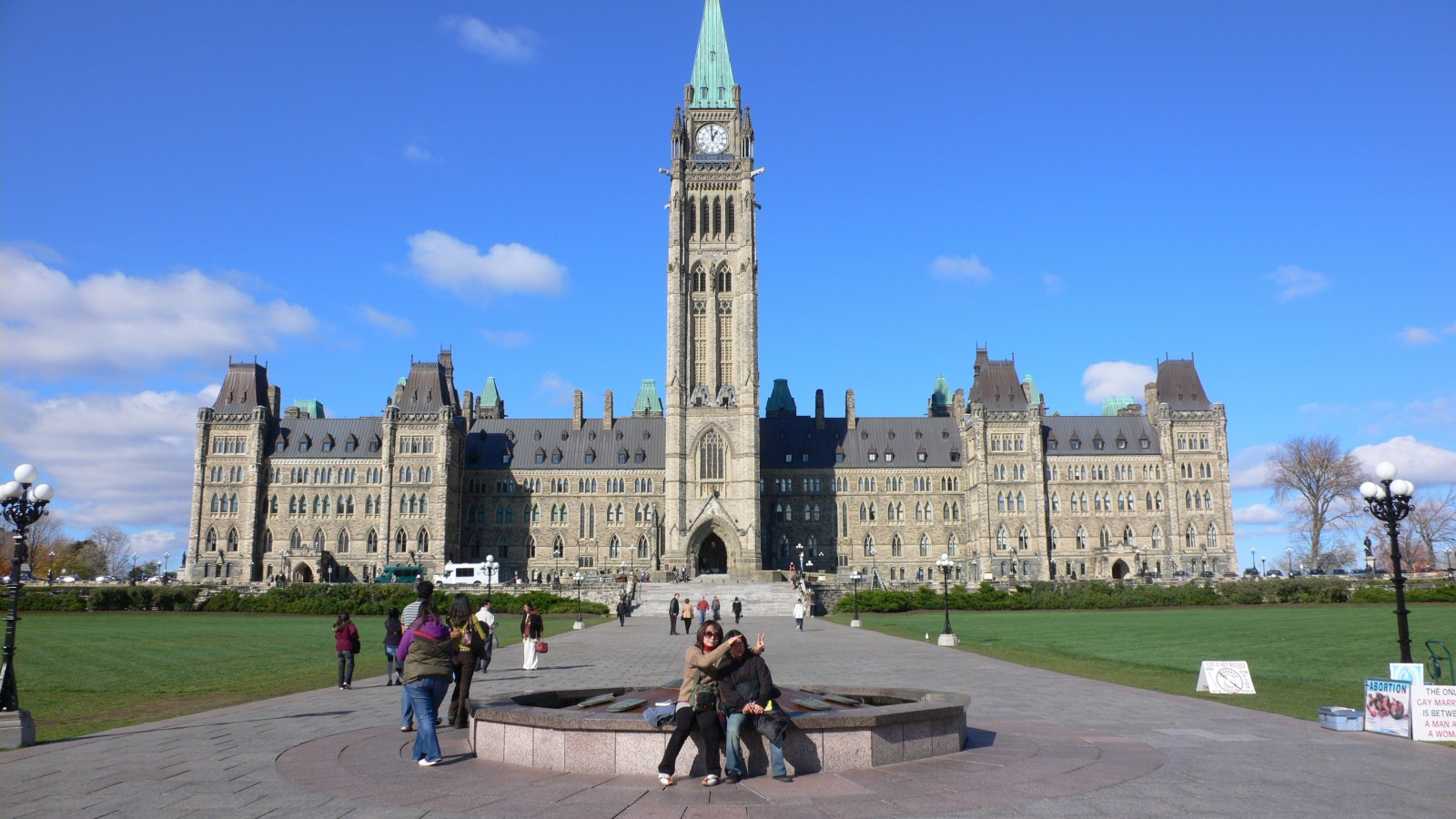 UPDATE: One soldier killed in Parliament Hill Shooting