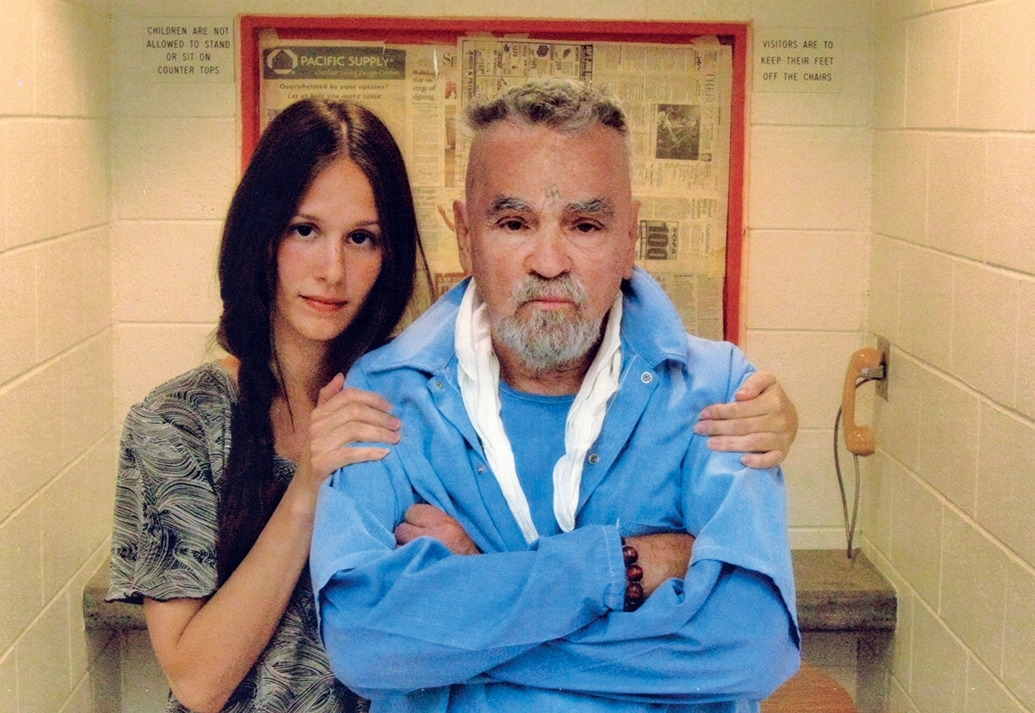 Charles Manson, 80, to marry woman, 26