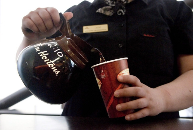 Timmies to raise their prices