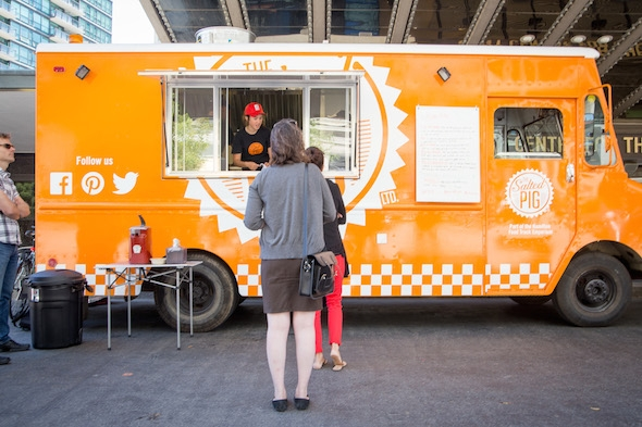 Food truck debate coming to City Hall