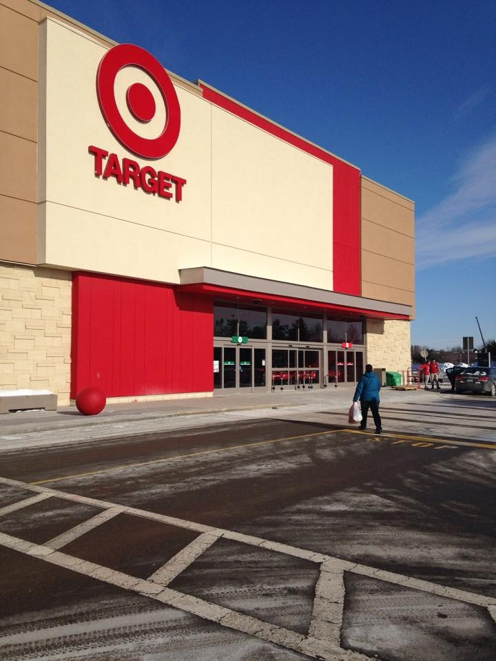 Target to close its 133 Canadian stores