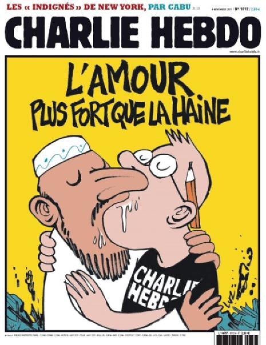 Charlie Hebdo & freedom of speech