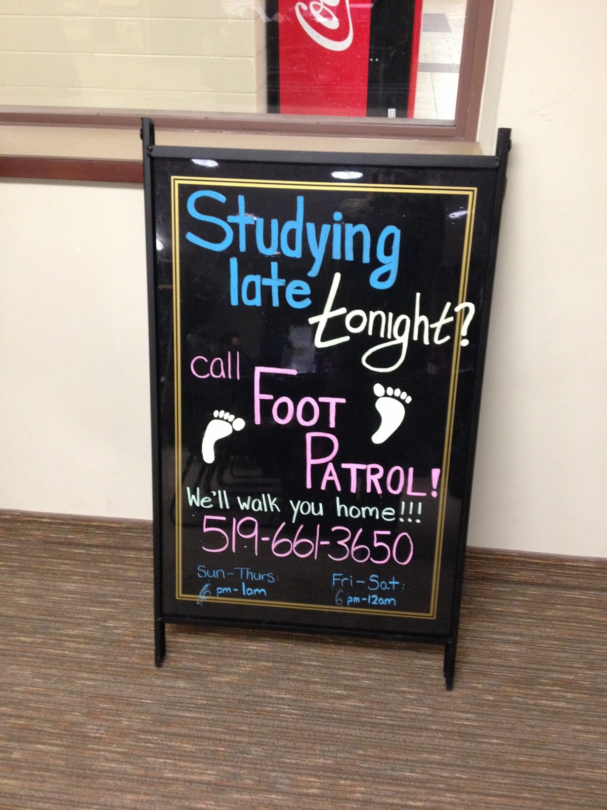 Are students utilizing services at Western?