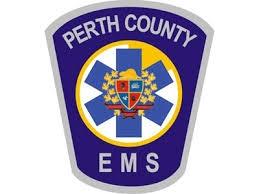 Two Perth County Paramedics injured in crash