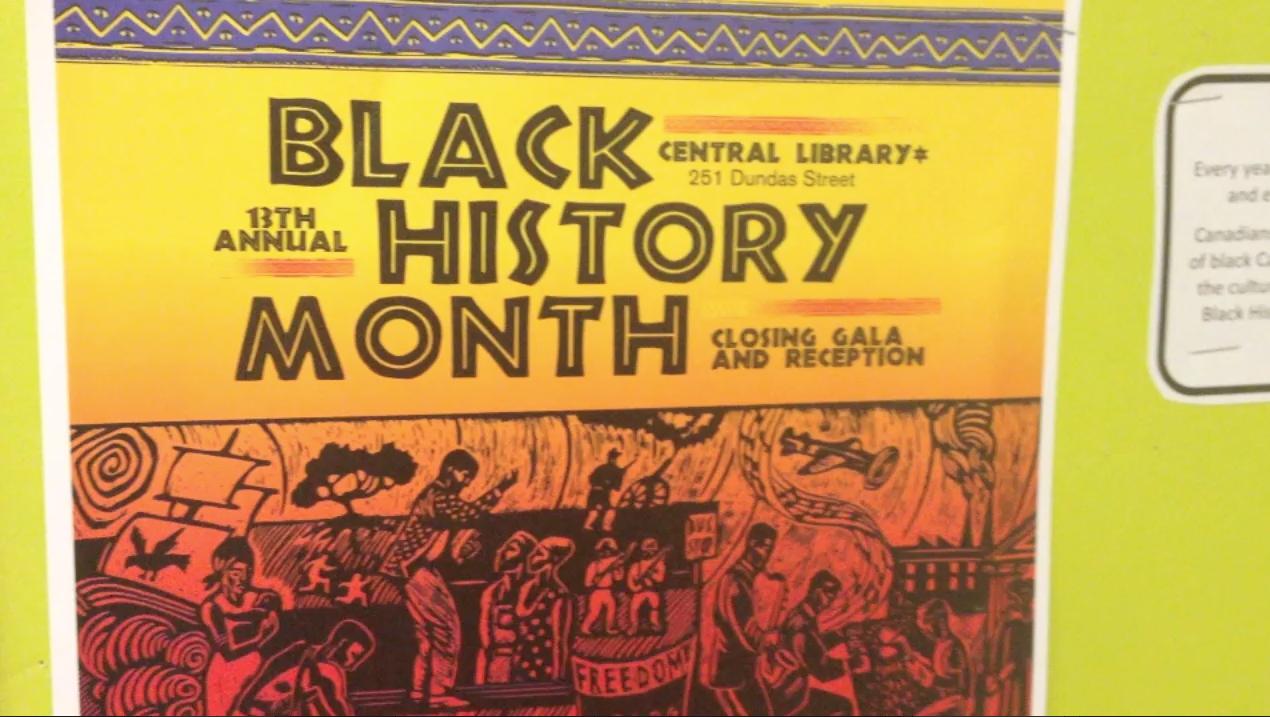 Black History Month underway