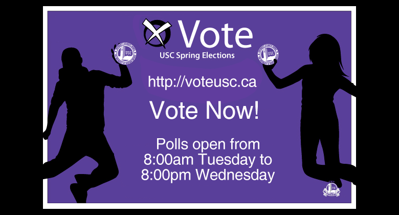 Western USC Elections Underway
