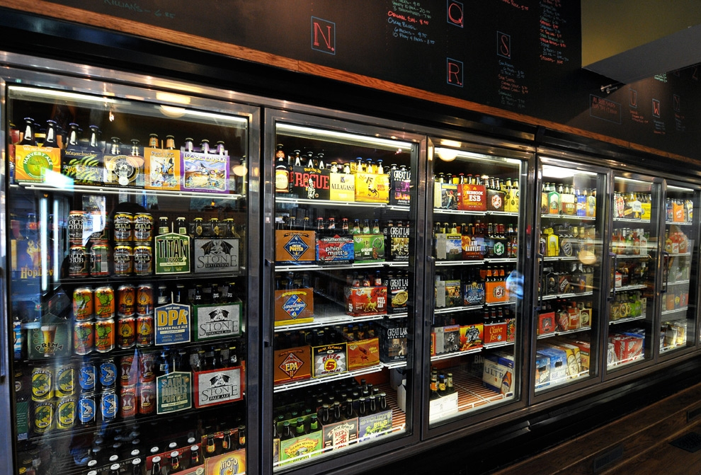 Corner store beers brews controversy