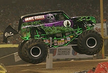 Maple Leaf Monster Truck Jam