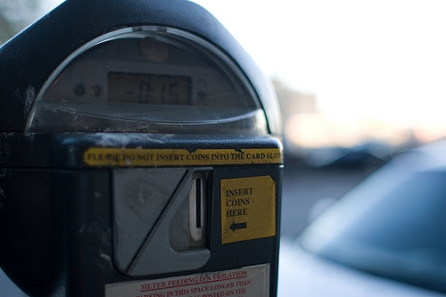 City of London allowing drivers to reuse Pay 'n' Display receipts