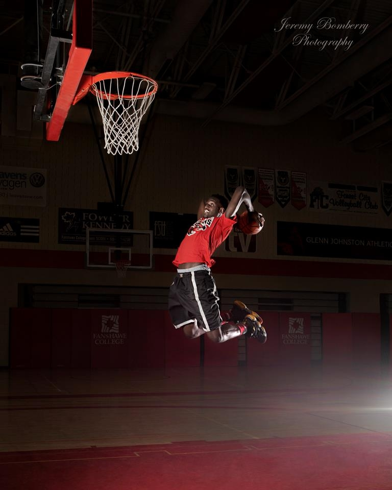 Fanshawe's star guard looks to continuing his basketball career