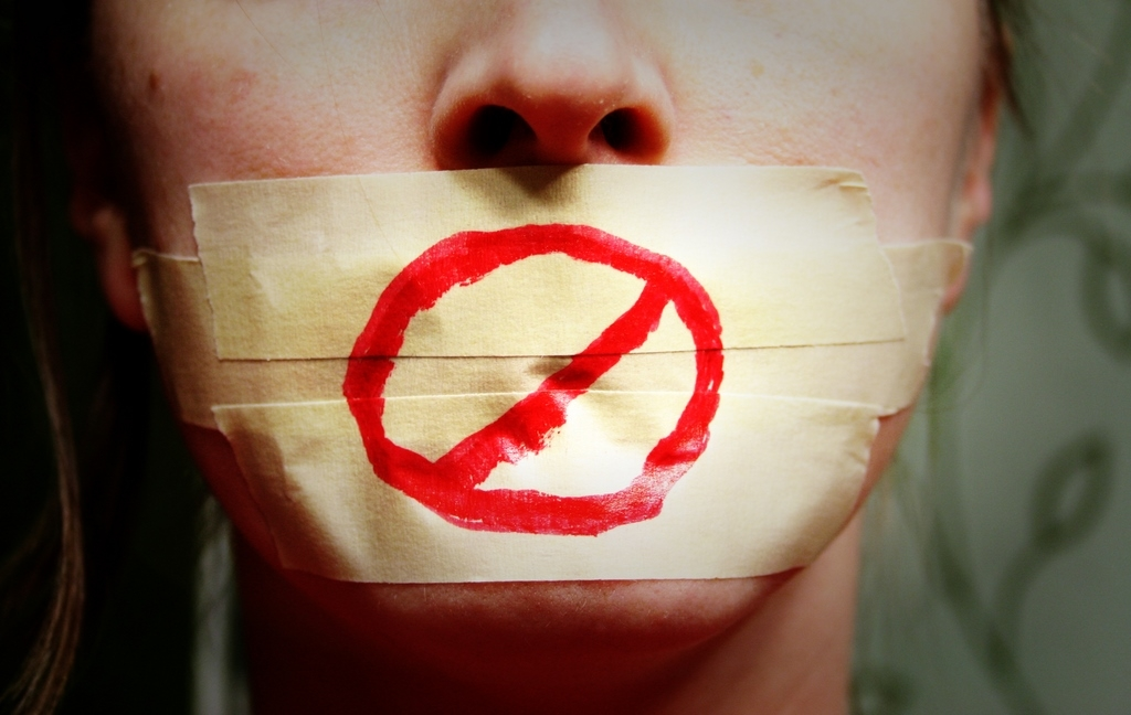 Victims of abuse too afraid to speak out