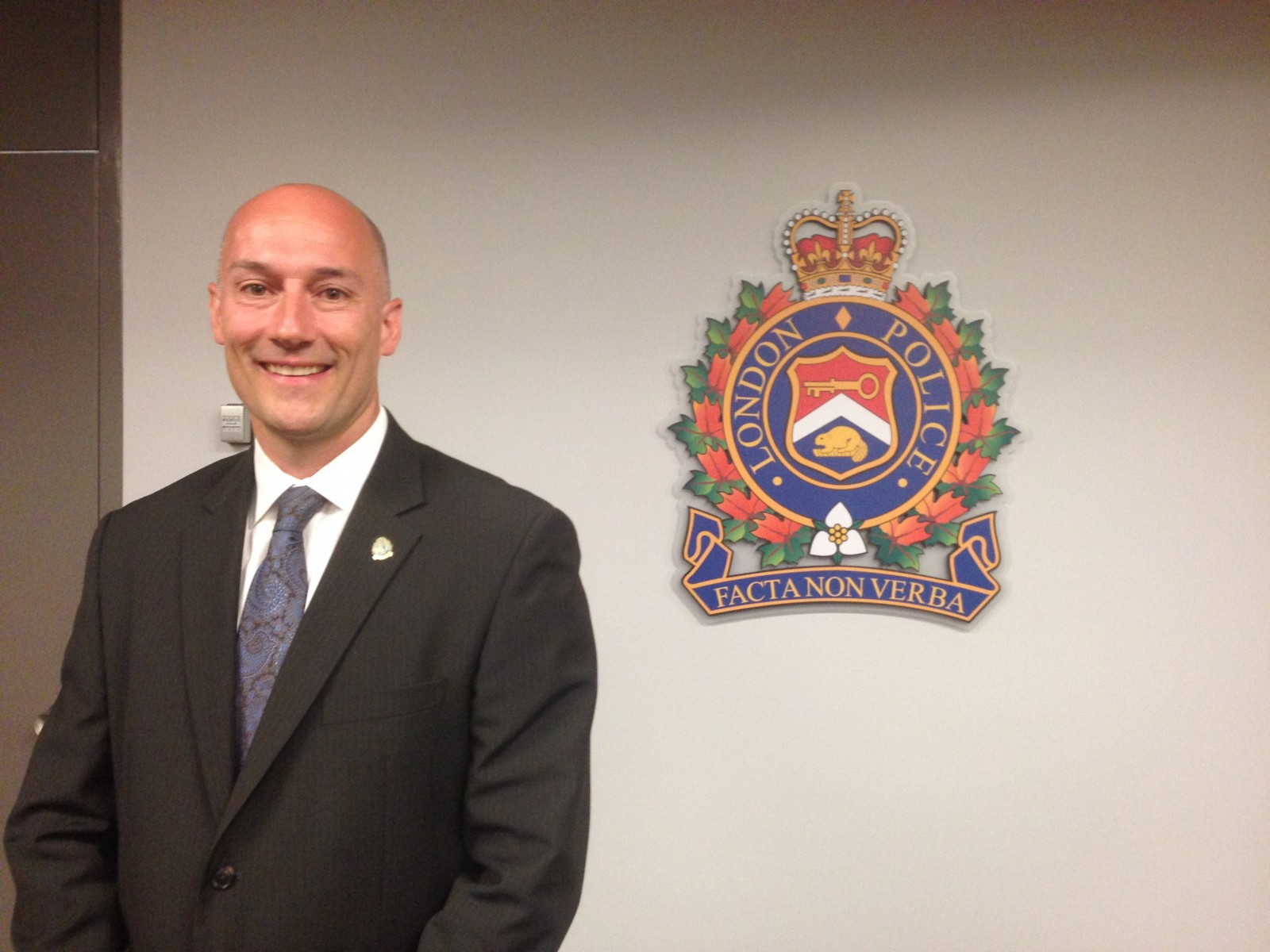 London Police name new Deputy Chief