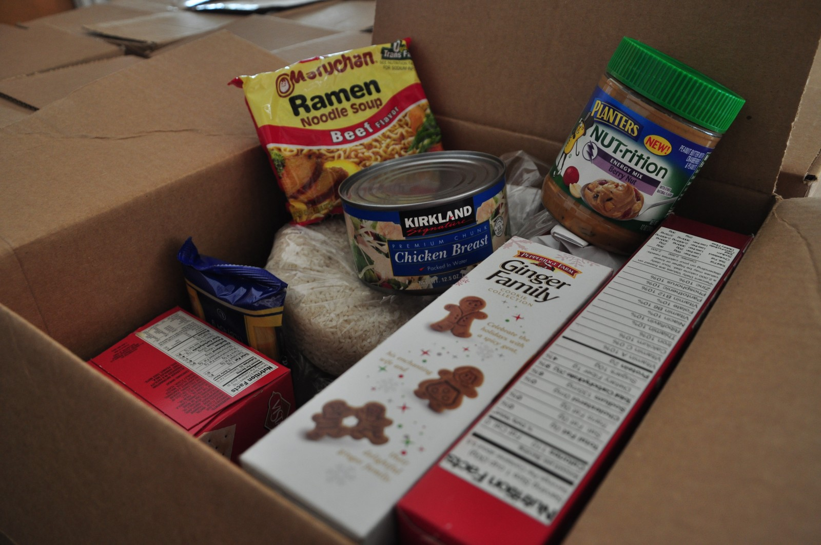 Food bank here to stay