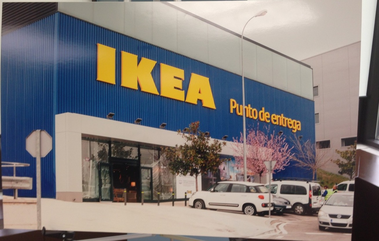 New IKEA London to leave a green footprint