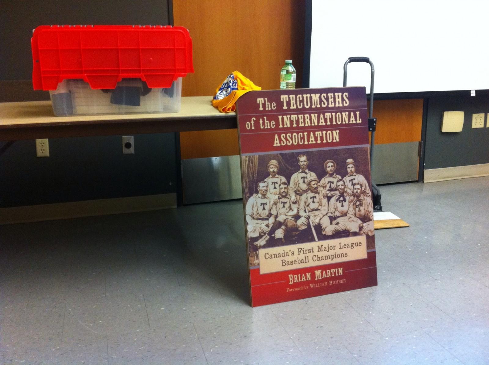 Author, former LFPress reporter wants Canada to explore baseball history