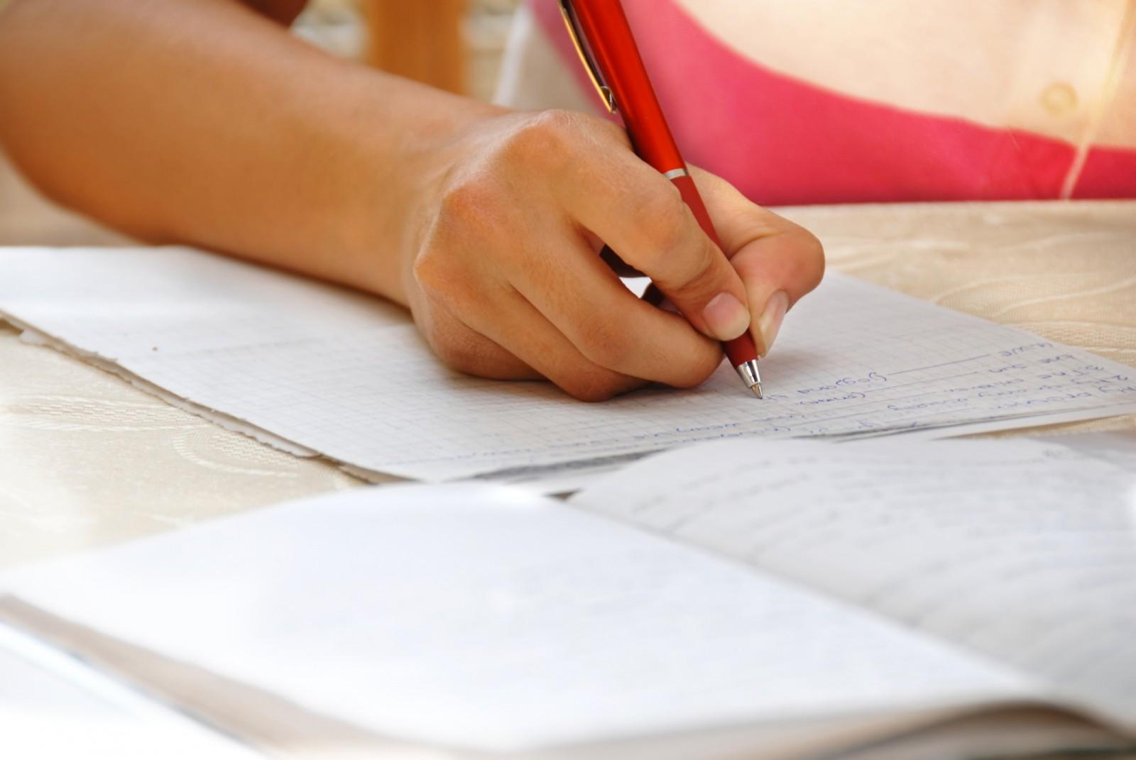 Tips to work through writer's block