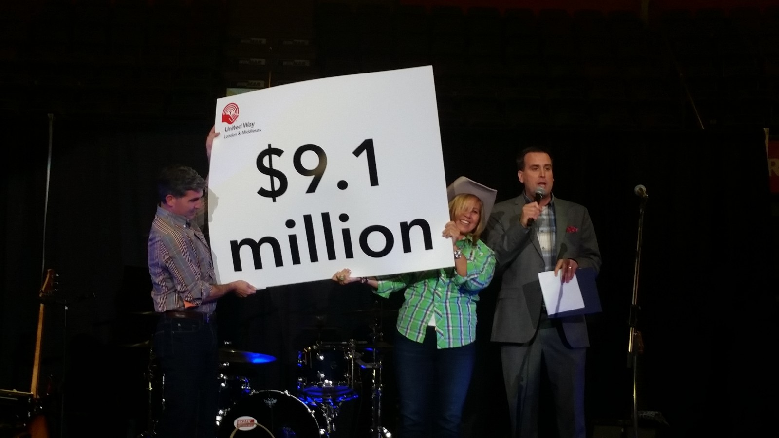 United Way Middlesex and London unveil new goal for 2016