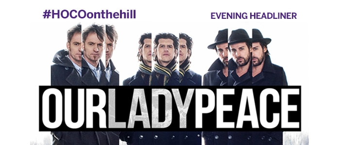 Our Lady Peace Western Homecoming
