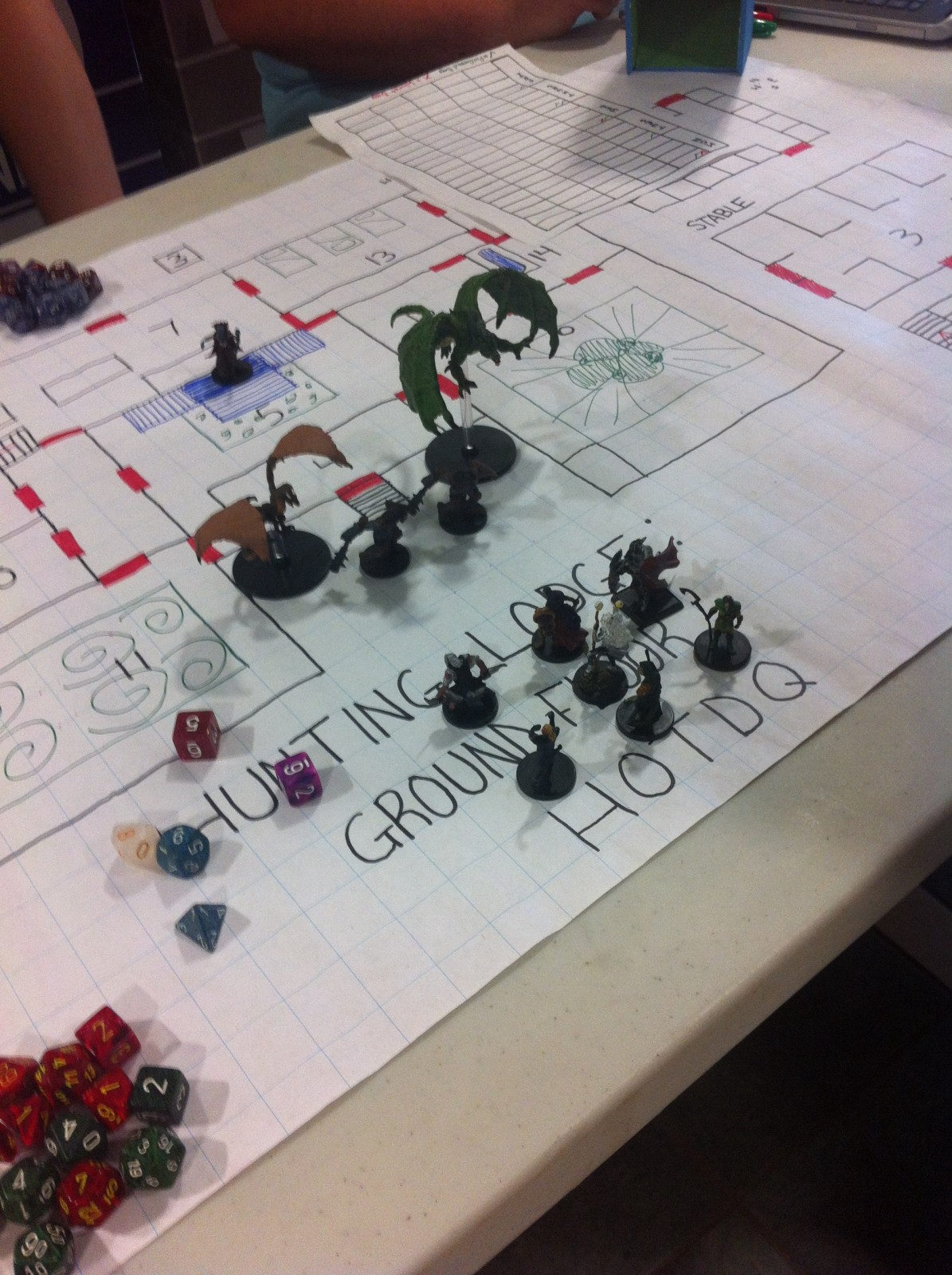 Fanshawe D&D Club reflects on past year