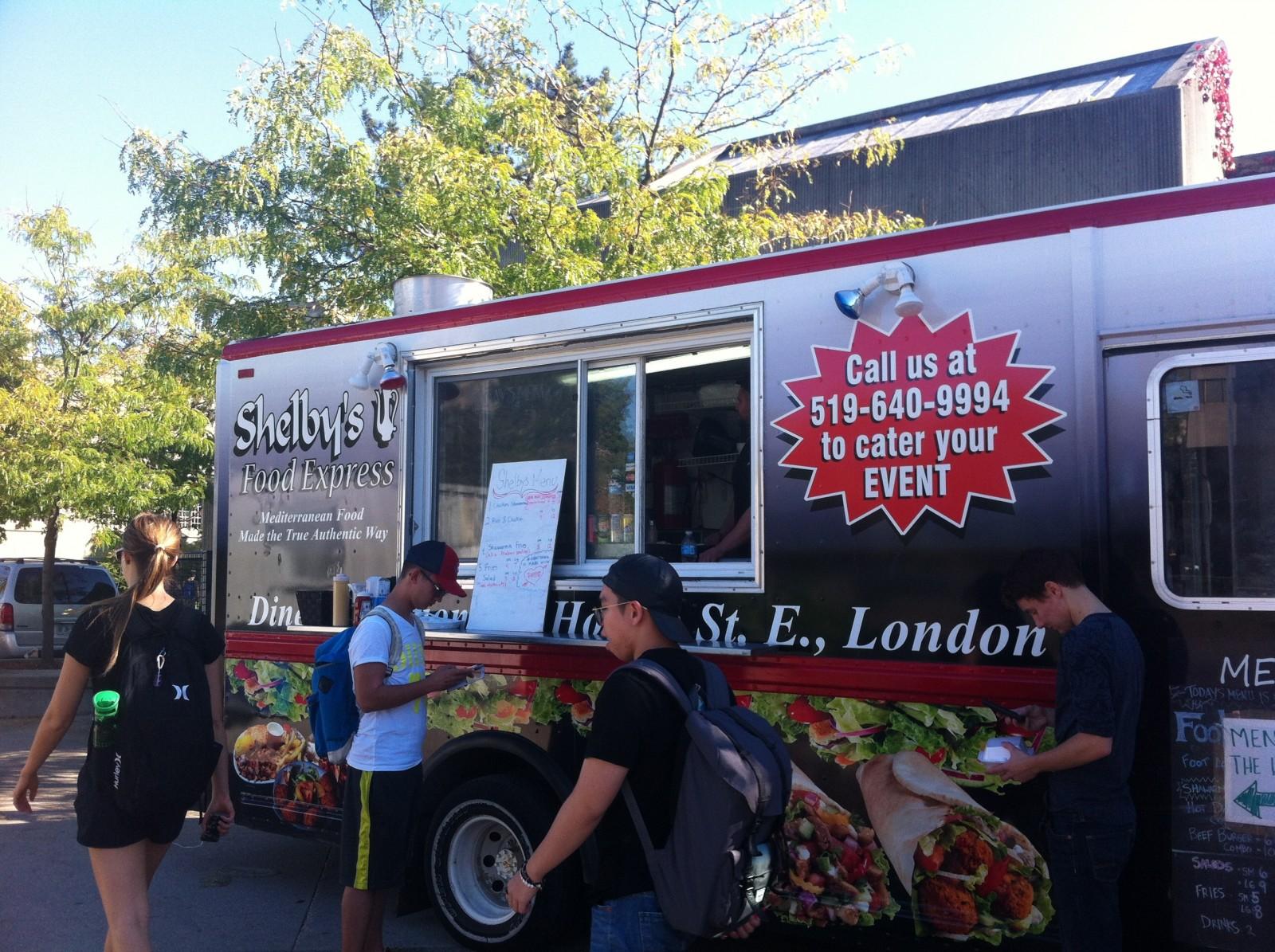 Food trucks should look beyond city streets