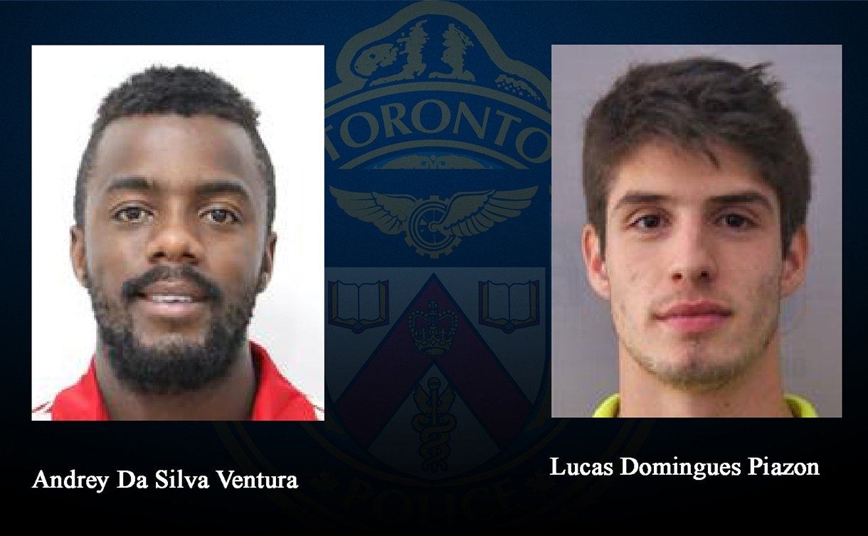 Pan Am athletes wanted on sexual assault warrants