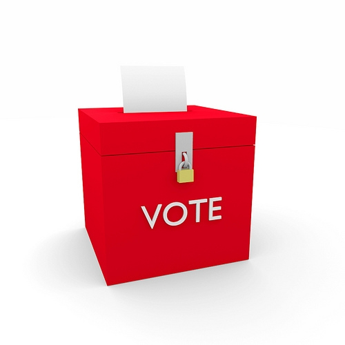 Does the younger generation want to vote?
