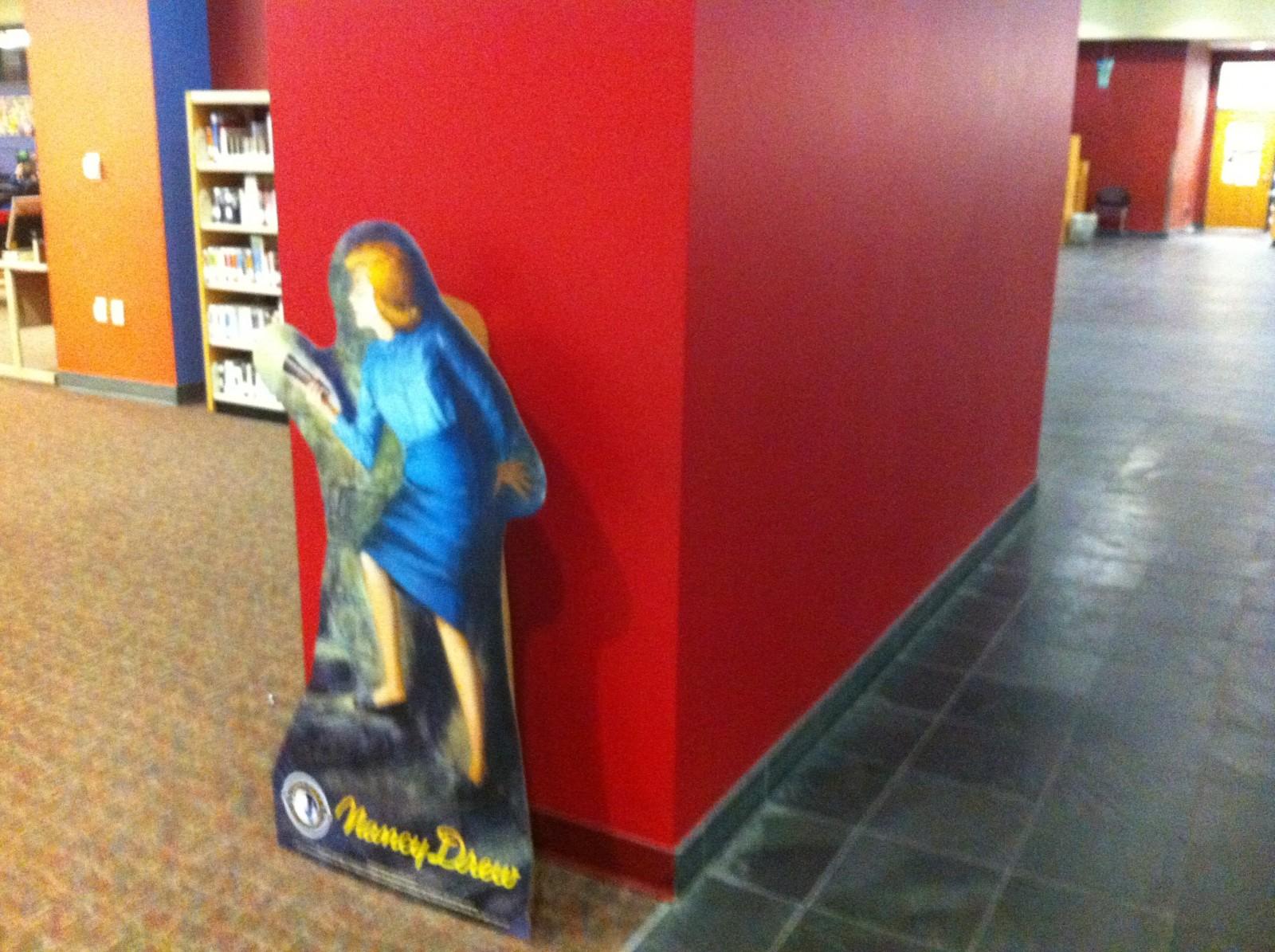 Central library revamp plans revealed