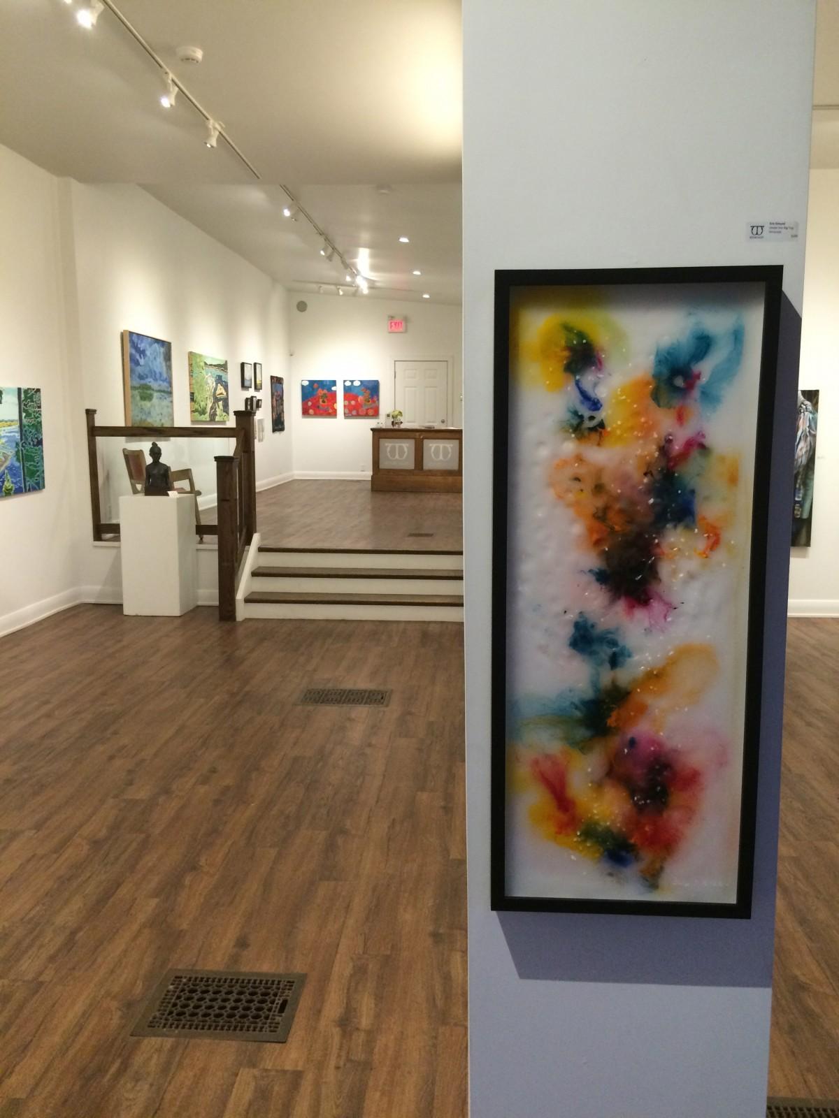 Creative local art showcased at Westland Gallery