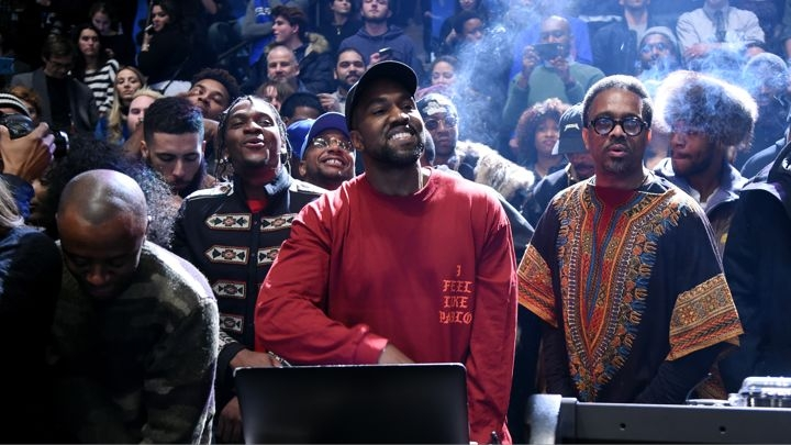 "Kanye West Finally Drops ""The Life of Pablo"""