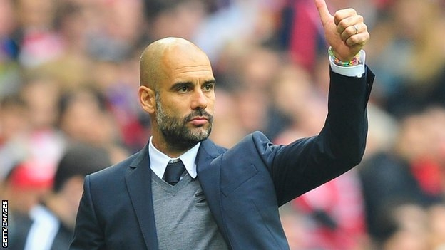 Guardiola Set to take the Reigns at Manchester City F.C.