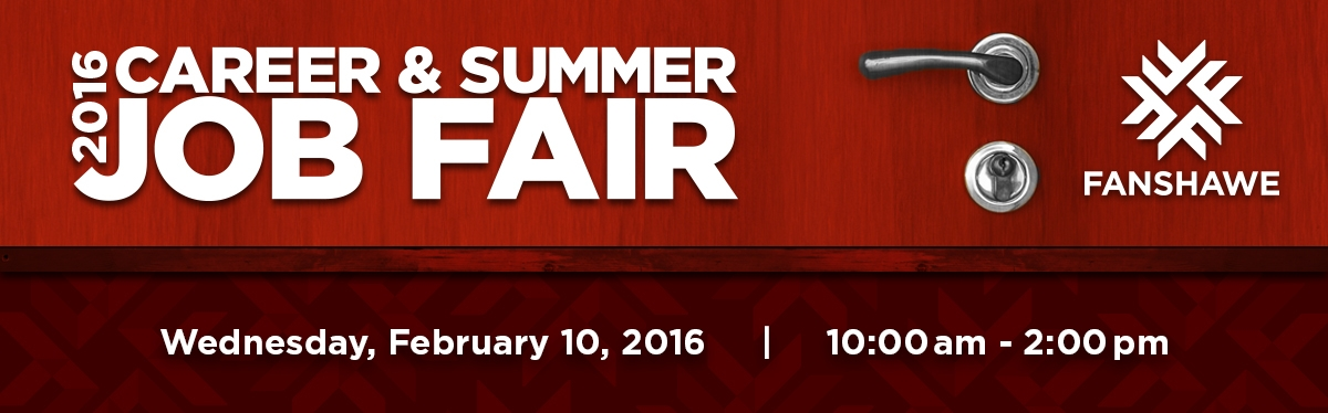 Fanshawe College welcomes 80 companies for annual Career and Job Fair