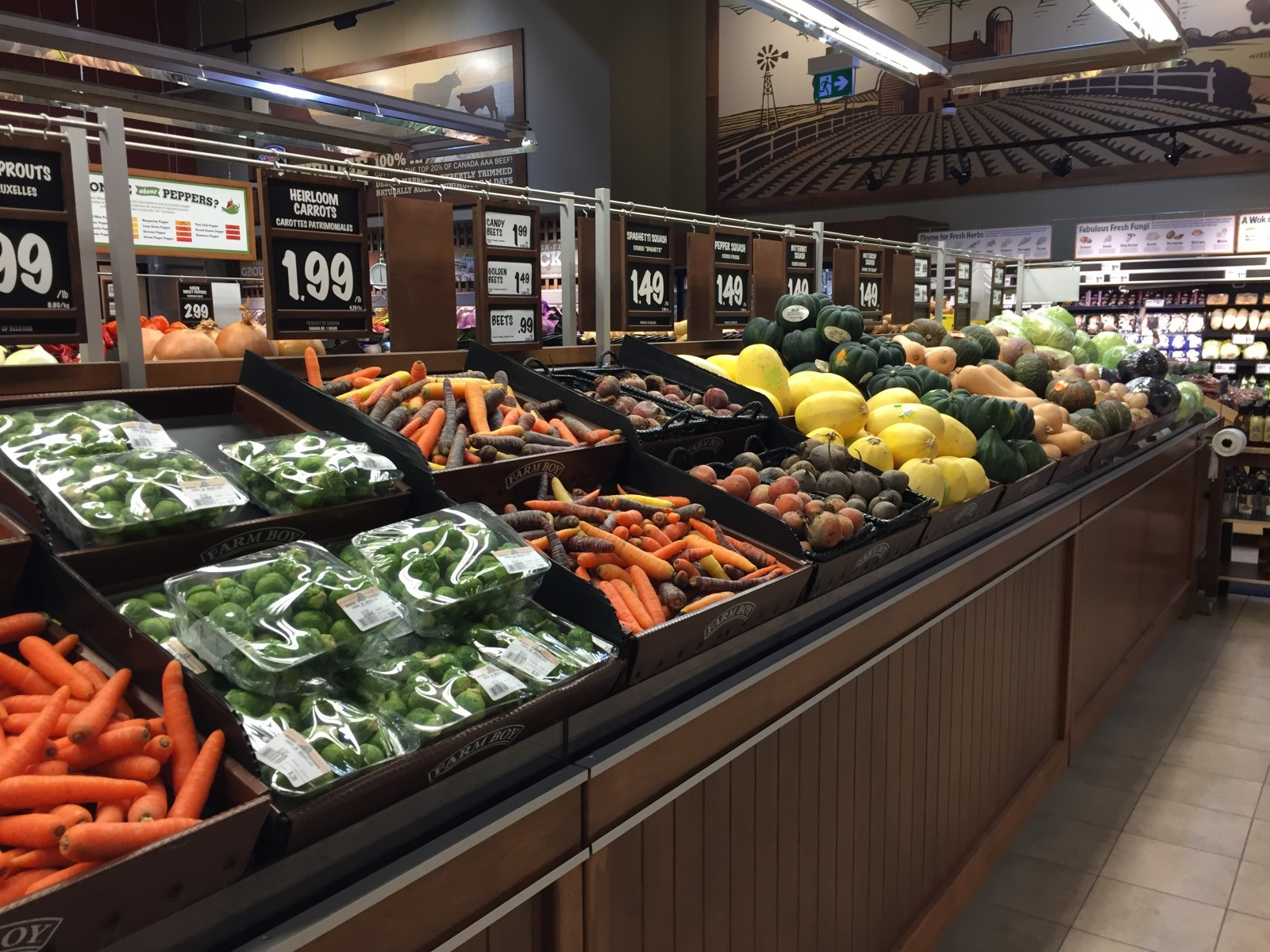 Produce prices continue to increase