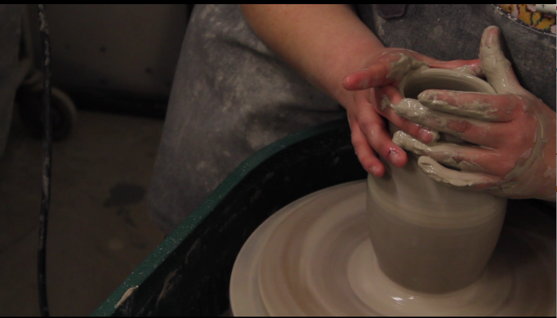 """Pottery """"not a dying art form,"""" says artists"""