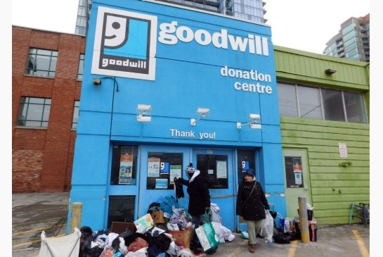 GoodwIll announces sale after closure