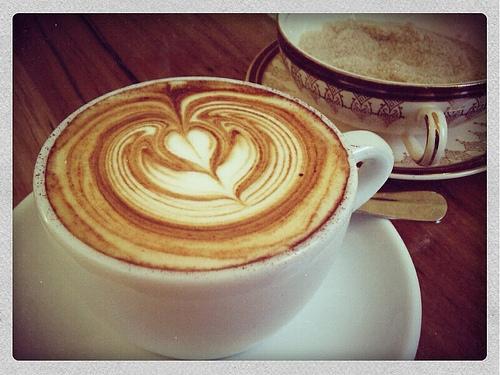 OEV coffee war?