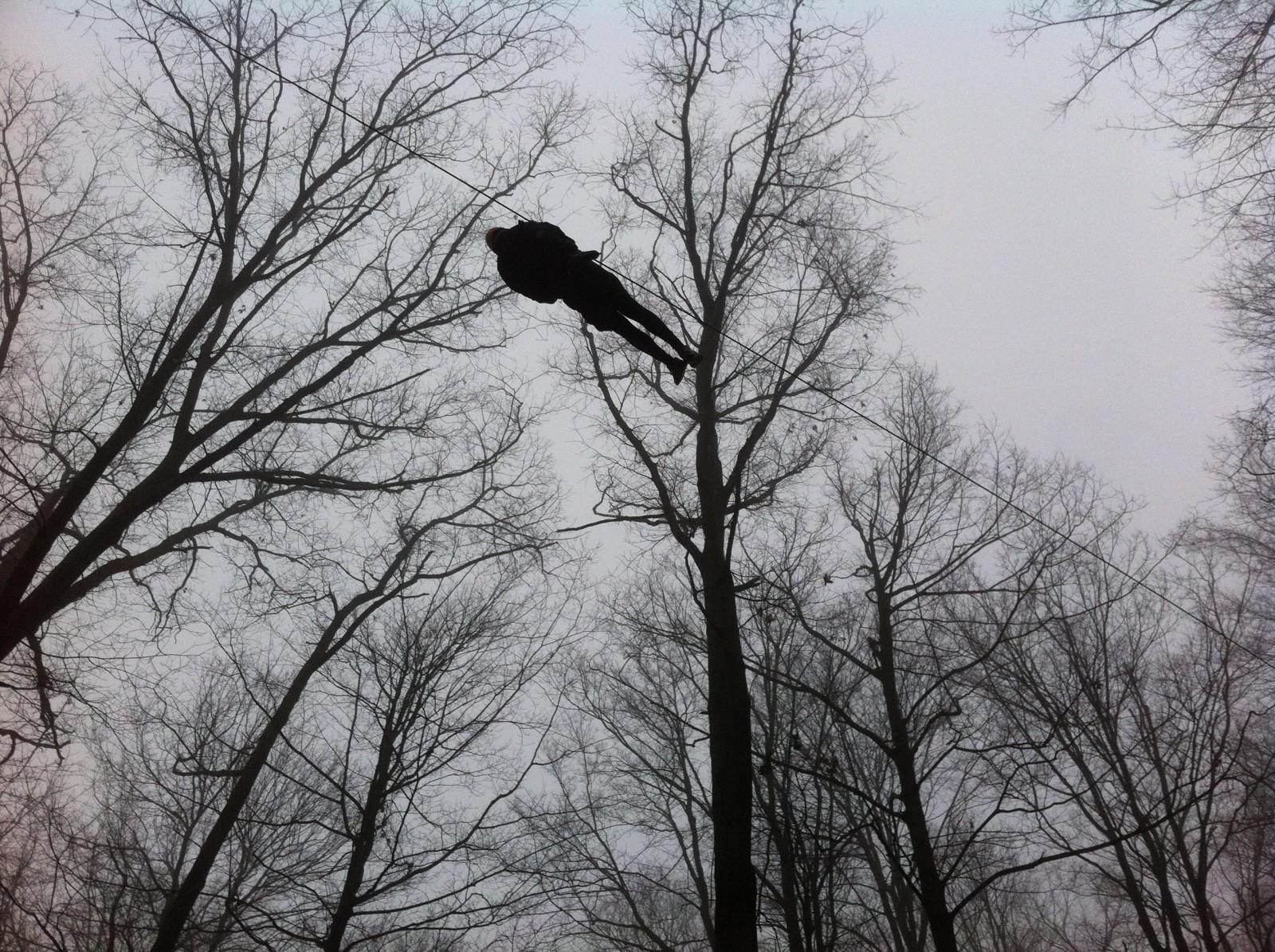 Boler Mountain opens summer Treetop Adventure Park early