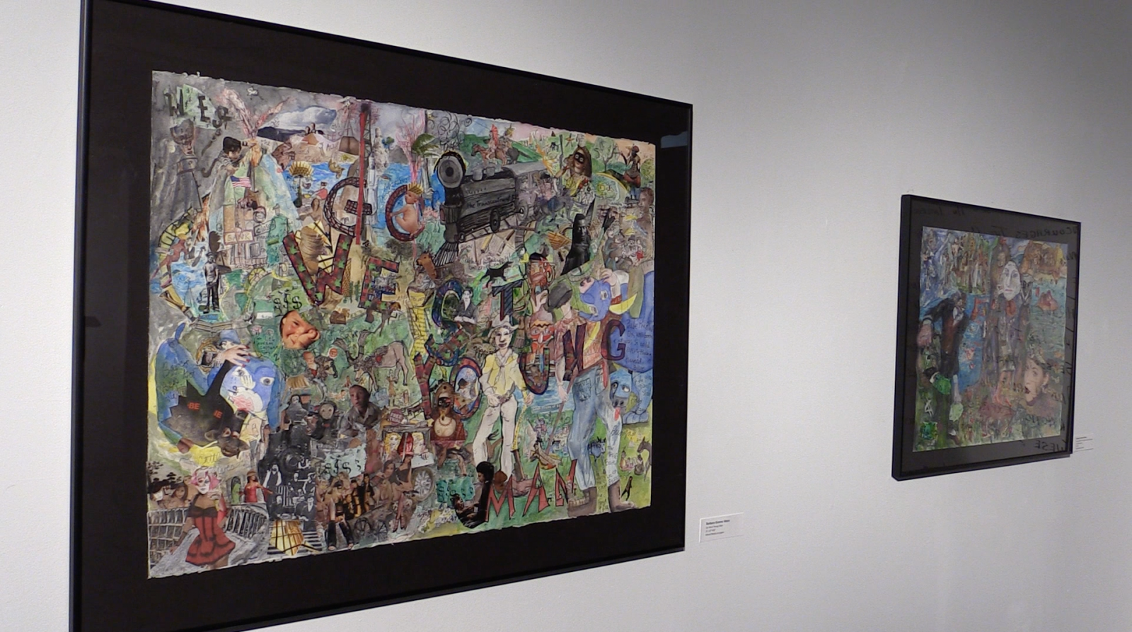Artists with disabilities showcase their art at Tangled on Tour