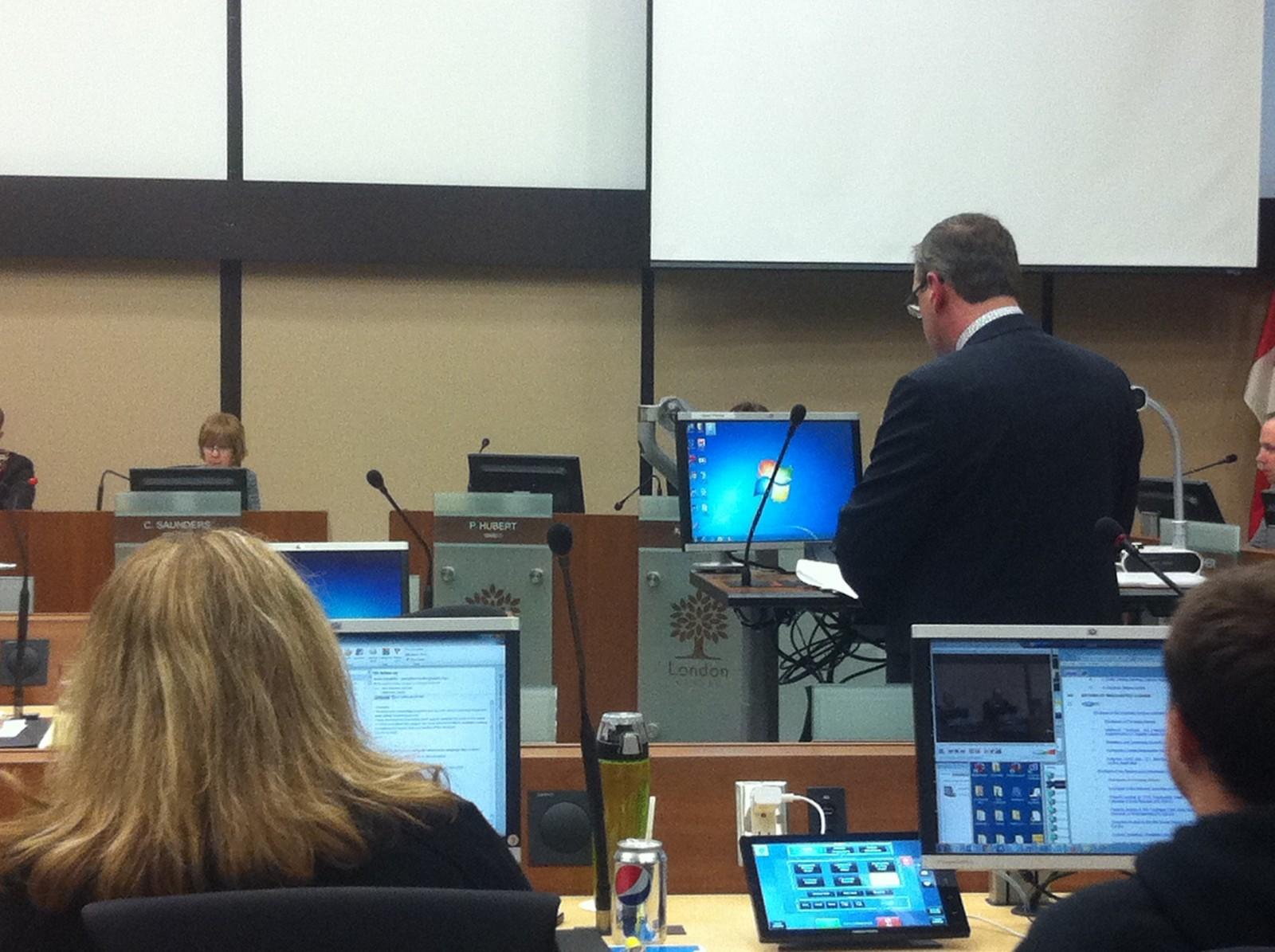 Diversity Hire Passes at City Council