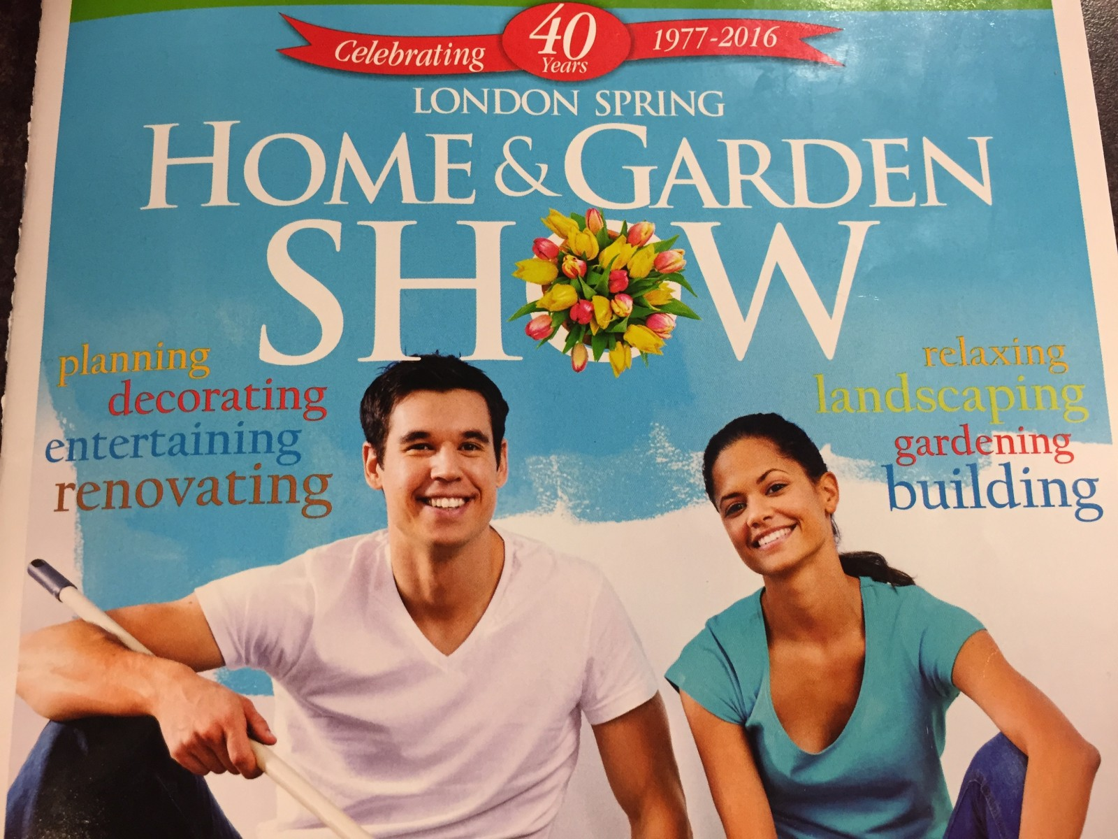 London Spring Home and Garden Show celebrates 40 years