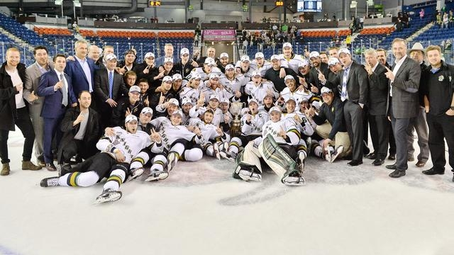 Knights crowned Kings of OHL