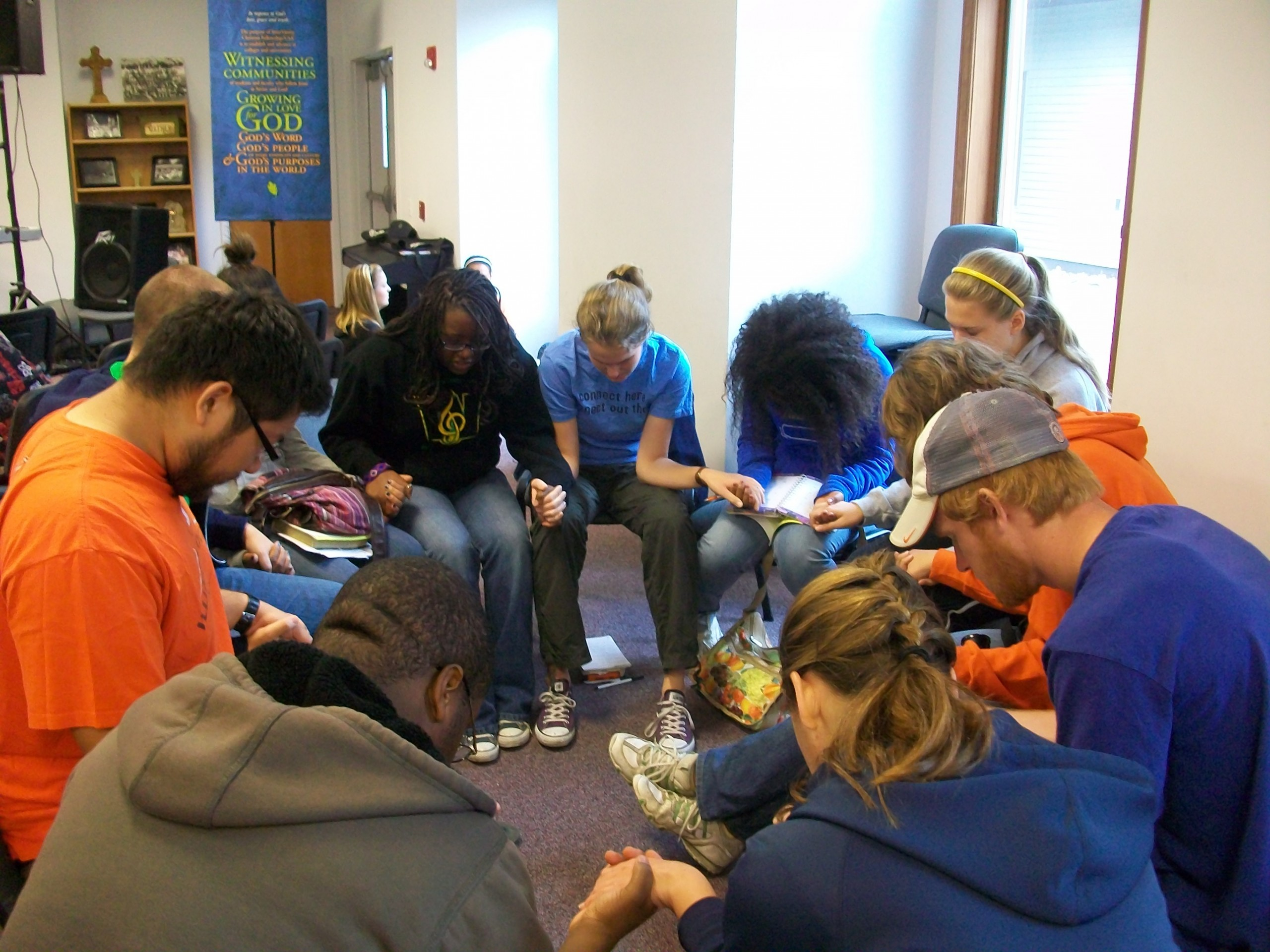 Inter-City Christian Fellowship provides support for students